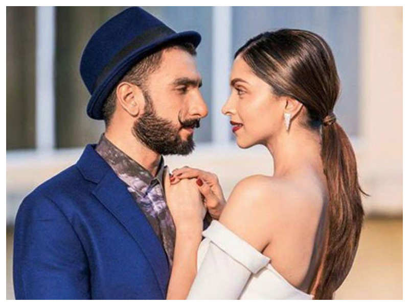 Ranveer Singh And Deepika Padukone Getting Married On The Same Day Their First Film Together Had