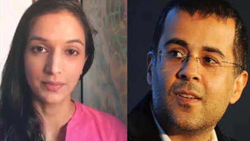 #MeToo: Ira Trivedi sends legal notice to Chetan Bhagat, recalls her unpleasant experience