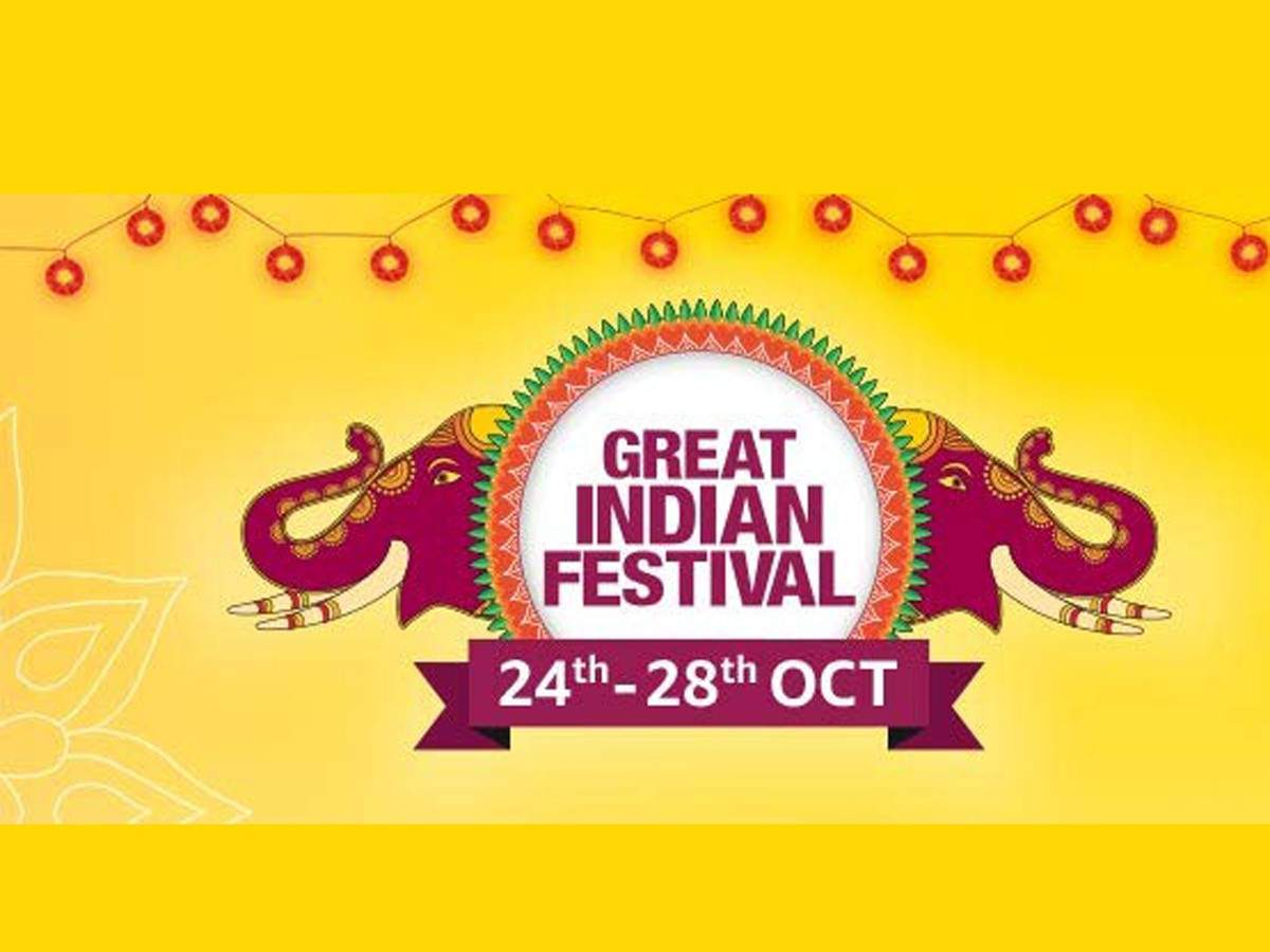 Amazon Great Indian Festival Sale Day 1: Smartphones, TVs and more at up to Rs 35,910 discount