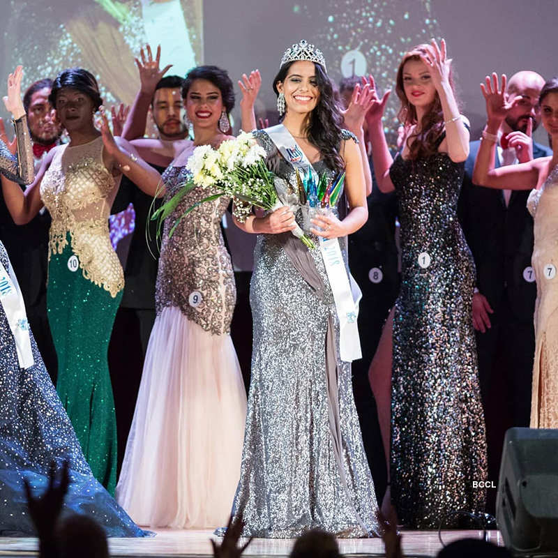 Haryana girl Nishtha Dudeja first ever Indian to win Miss Deaf Asia crown