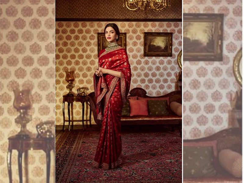 223e27e1d801de Did Sabyasachi Mukherjee just hint at the couture of bride-to-be Deepika  Padukone with his latest Instagram picture