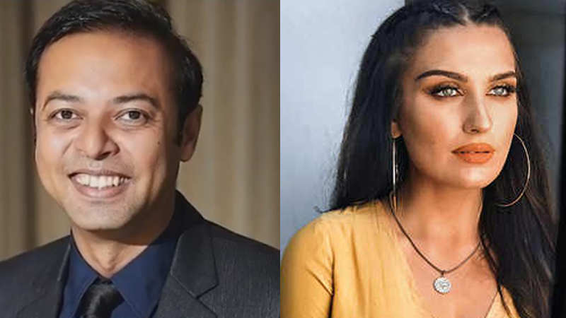 Watch: Actress Meira Omar reacts to Anirban Blah's alleged suicide attempt