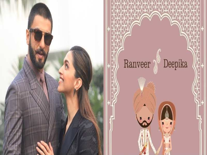 Deepika Padukone and Ranveer Singh wedding will take place with two rituals