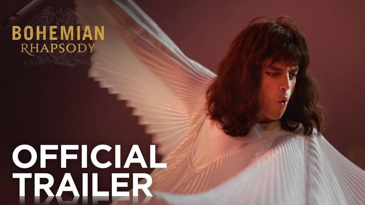 Bohemian Rhapsody - Offical Trailer 2
