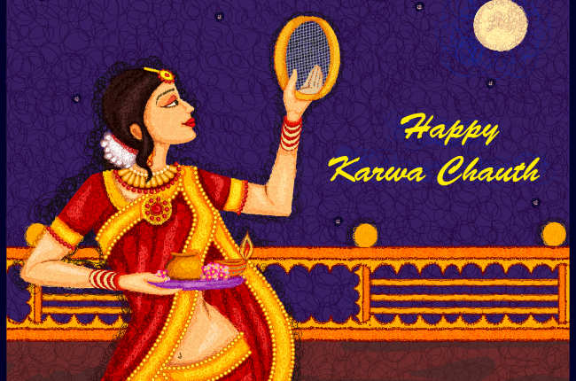 Happy Karva Chauth 2018 Images Cards Gifs Pictures Quotes