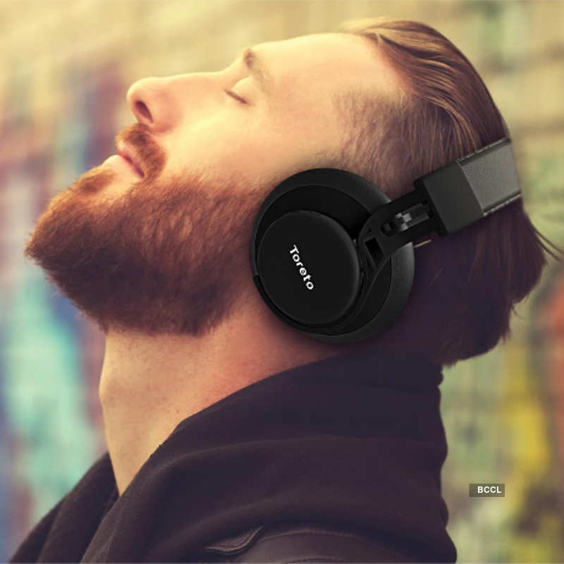 Toreto launches wireless headphones