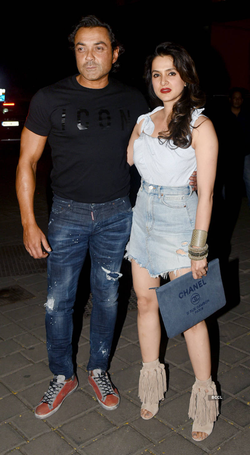 Inside pictures from Salman Khan's brother-in-law Aayush Sharma's starry birthday party