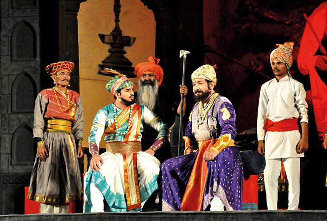 A scene from the play (BCCL/ AS Rathor)
