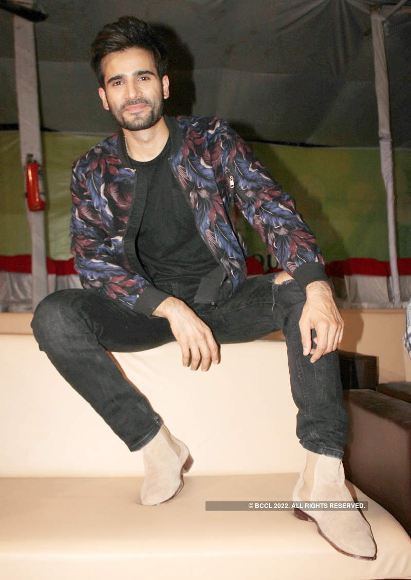 TV actor Karan Tacker's exclusive photoshoot
