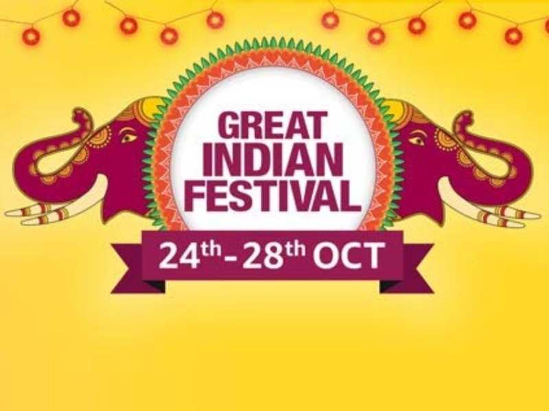 ​Amazon Great Indian Festival Sale Day 4: Ten cracking Diwali deals on phones, gadgets and more