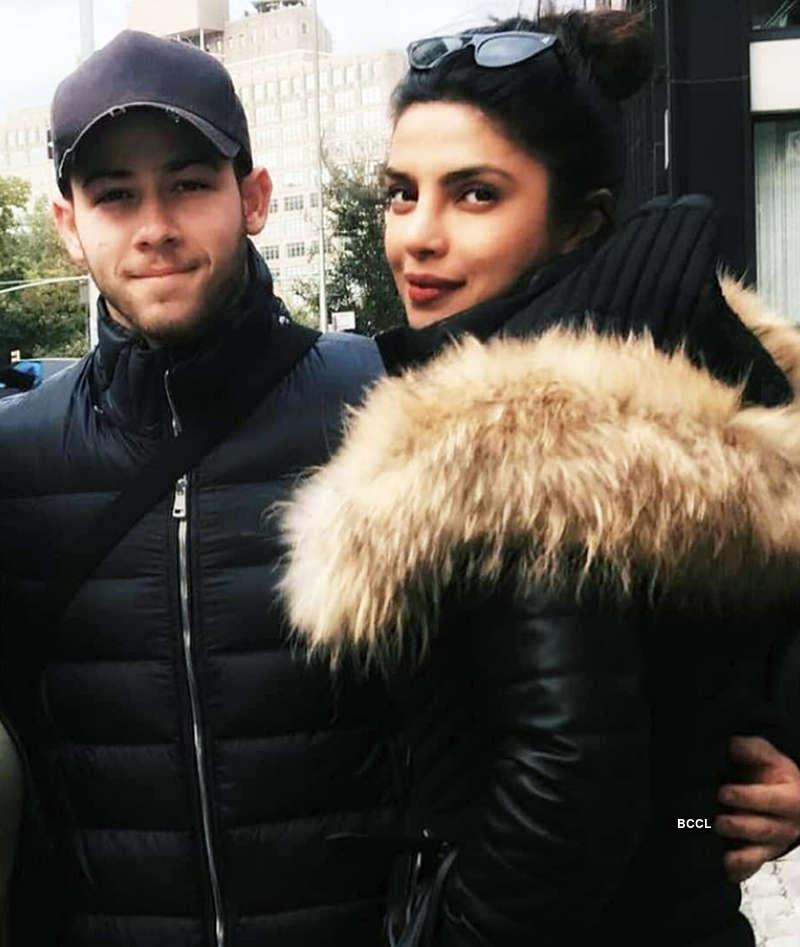 Pictures of Priyanka Chopra and Nick Jonas's new family member go viral...