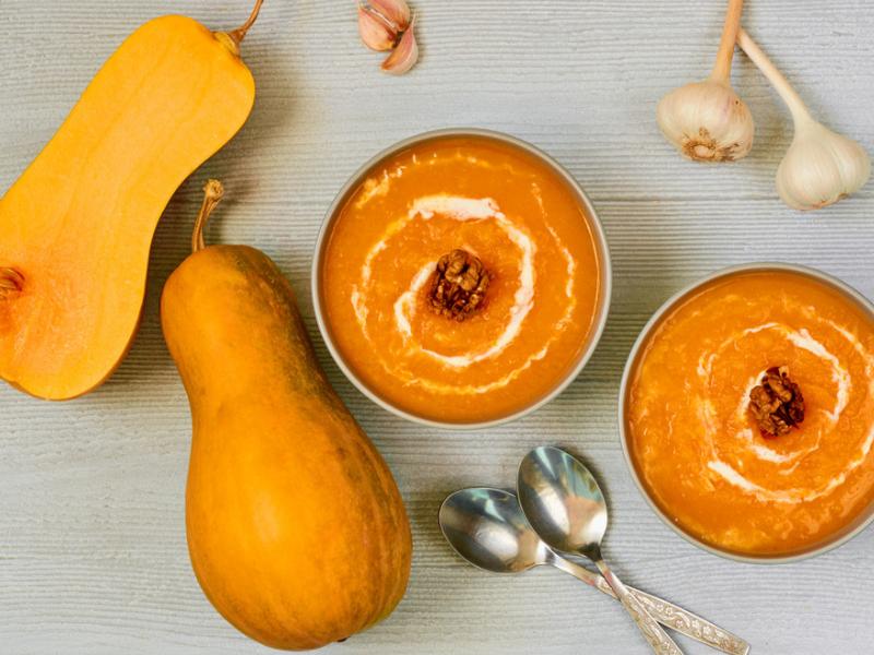 Who shouldn't eat pumpkin?