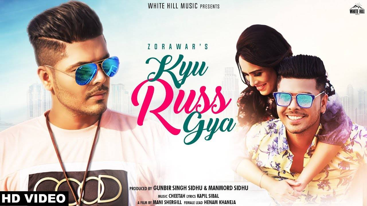 Latest Punjabi Song Kyu Russ Gya Sung By Zorawar