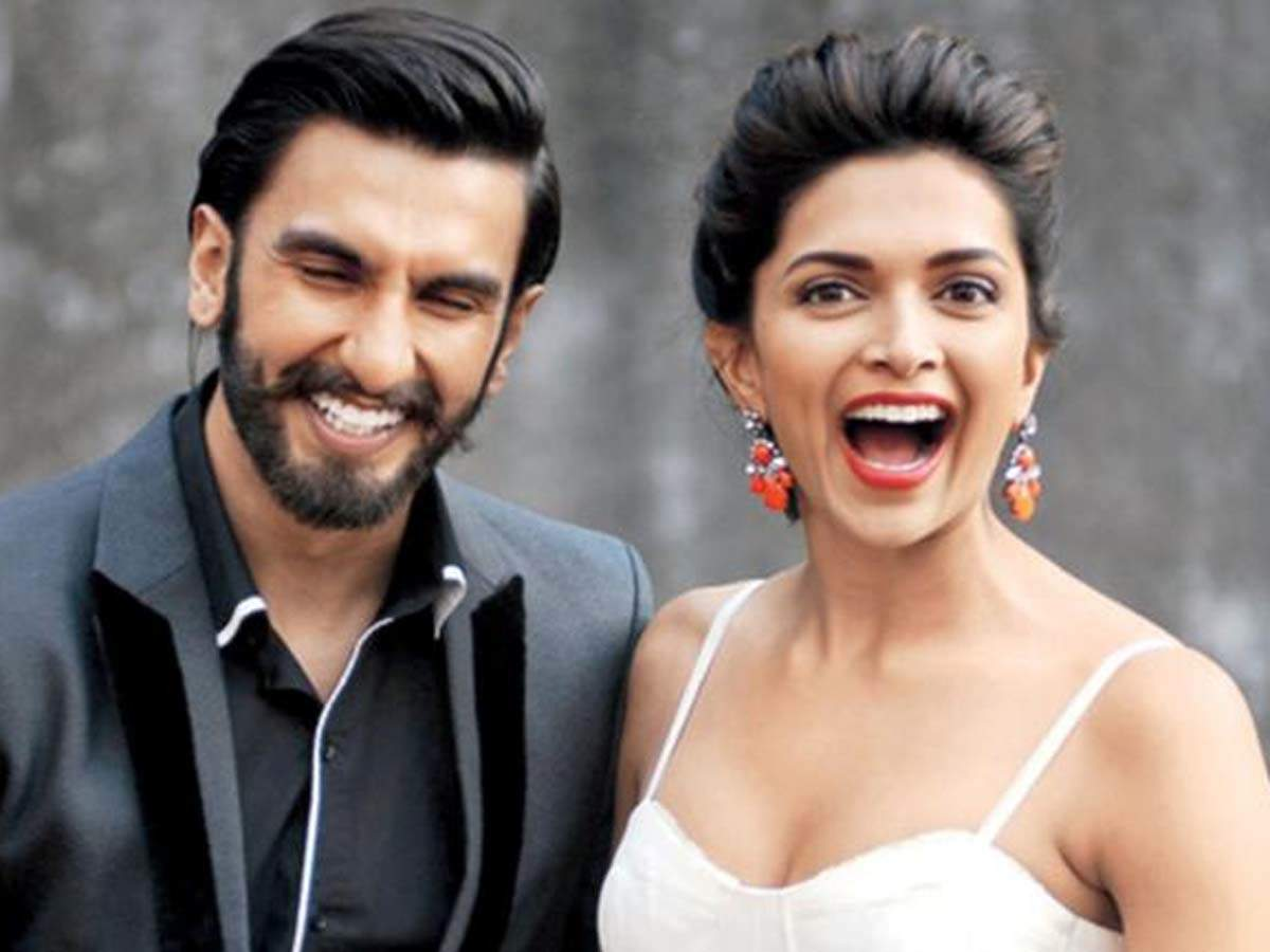 Ranveer Singh Reveals The Song That Expresses His Feeling For Deepika Padukone