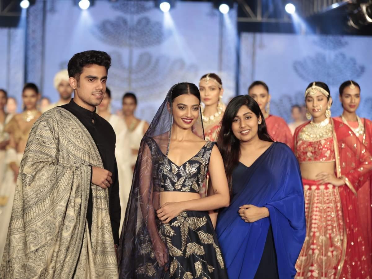 Radhika Apte for Aroka with Rodasi