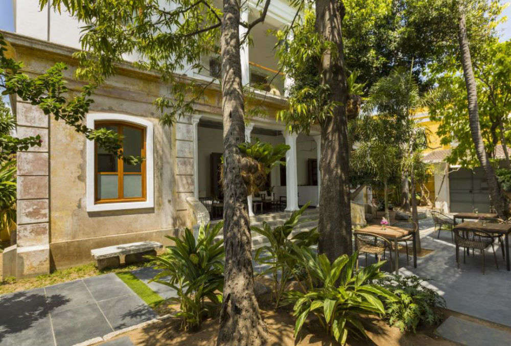 Hotels in Pondicherry White town | Times of India Travel