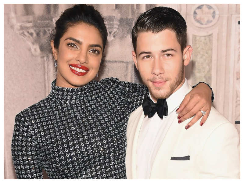 Priyanka Chopra Says She Didn't Make The First Move In Her Relationship With Nick Jonas