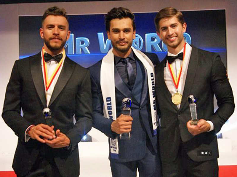 Winning pictures of Mr. Indias at International pageants