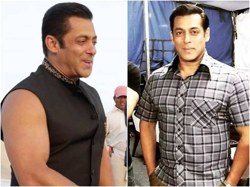 Pictures Of Salman Khan's Look From 'bharat' Go Viral On The Internet