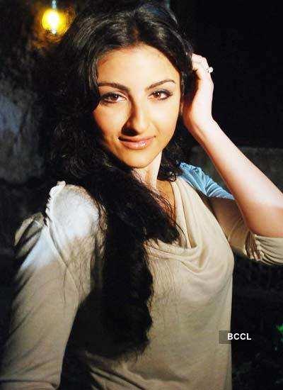 Soha Ali Khan's Portfolio Pics