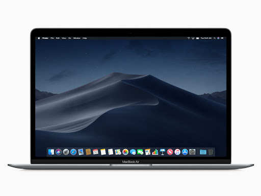 New MacBook Air has a dedicated speaker grille on either sides of the keyboard unlike before.
