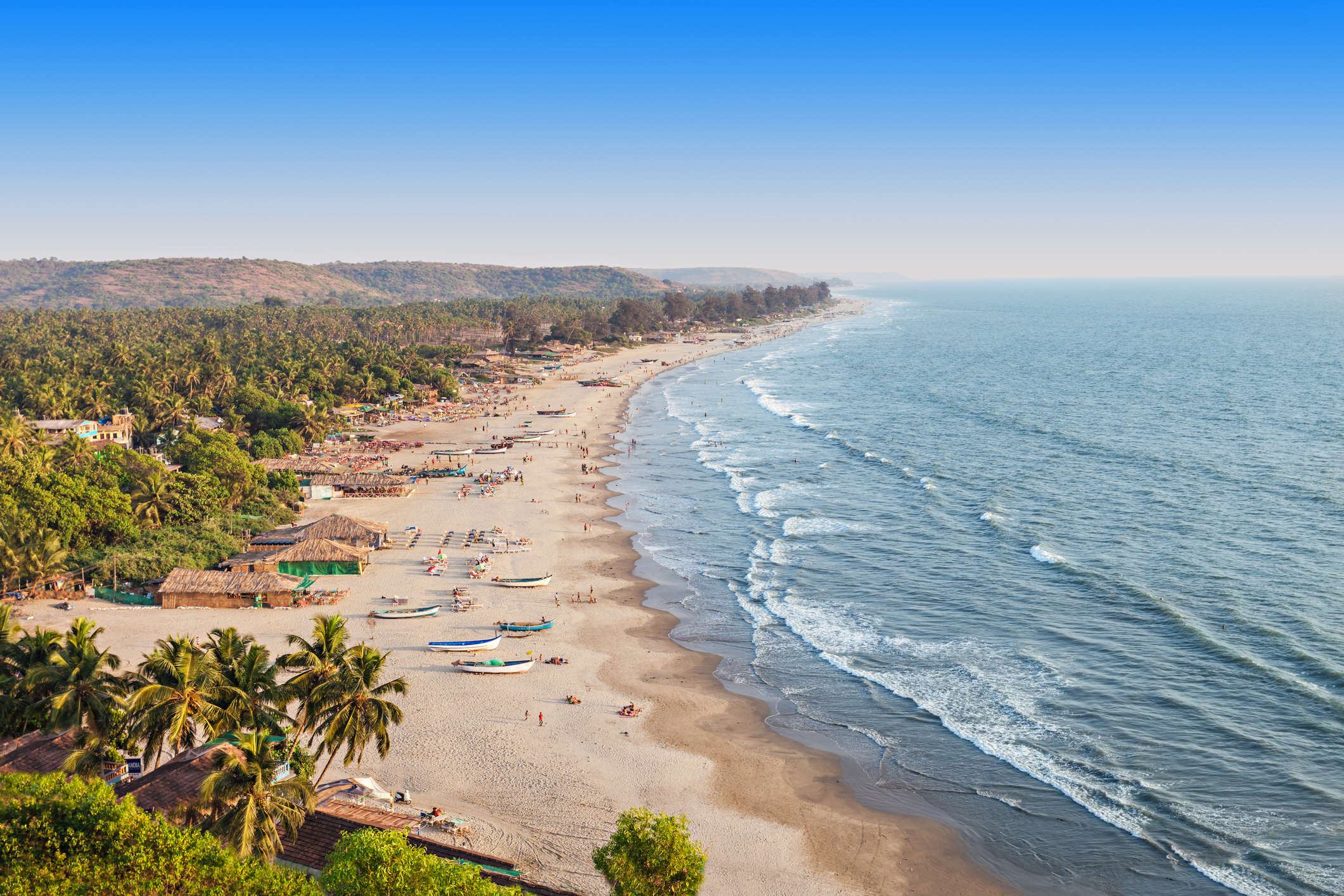 Goa beaches to reopen for swimming from November 1 | Times of ...