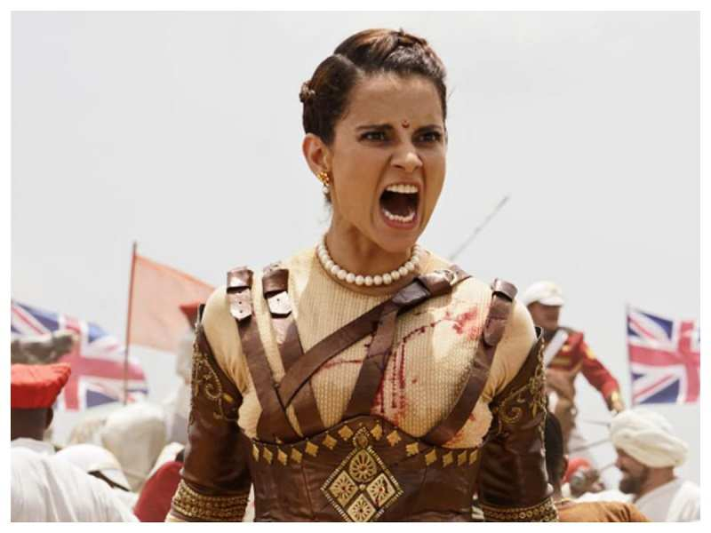 The Queen Of Jhansi': Kangana Ranaut To Share Directorial Credits With Krish?