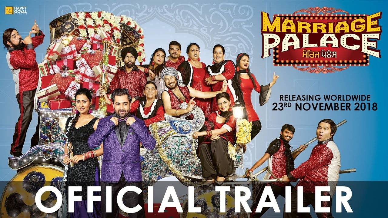Marriage Palace - Official Trailer