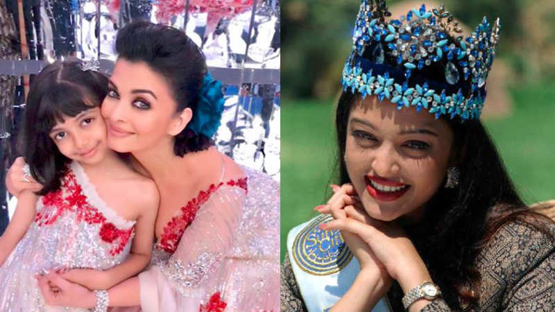 Happy Birthday Aishwarya Rai Bachchan: Here's a look at the diva's journey from Miss World to a doting mother