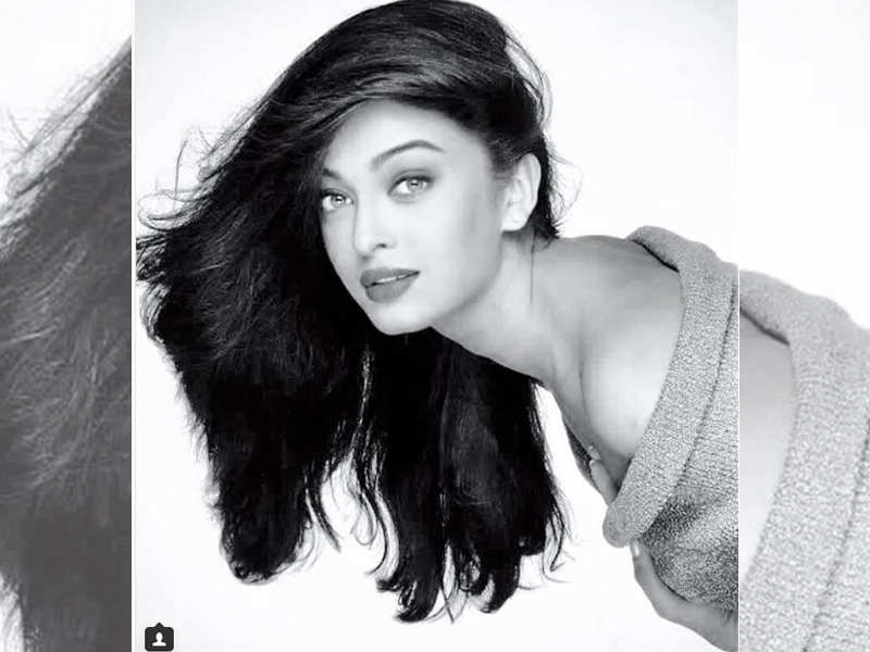 Aishwarya Rai Bachchan Looks Simply Gorgeous In This Throwback Picture