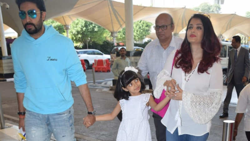 Aishwarya Rai Bachchan spends her birthday vacationing at Goa