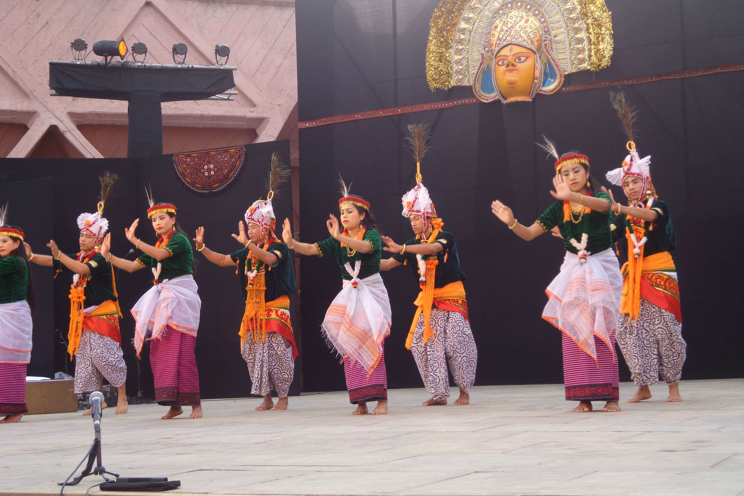 The incredible Sangai Festival of Manipur to start this