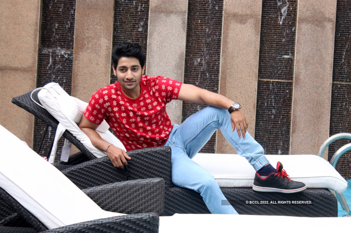 Marathi film actor Akash Thosar's exclusive photoshoot