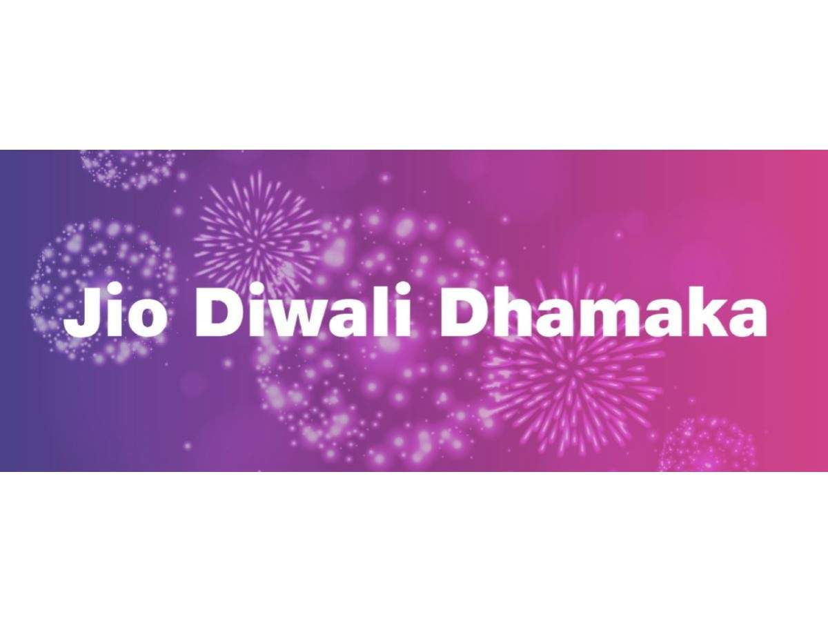 Reliance Jio Diwali Dhamaka: Free coupons, gift card, JioFi  and 100% cashback