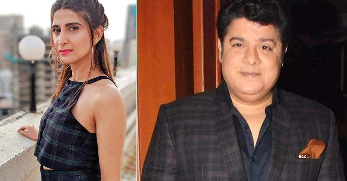 """Sajid Khan asked me if I would have s*x with a dog for Rs 100 crore,"" says Aahana Kumra"