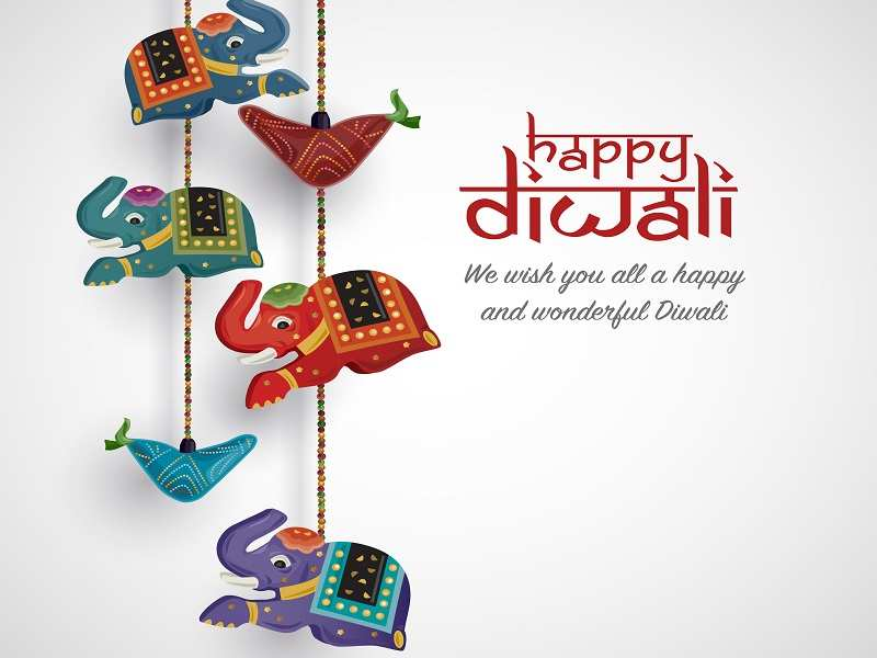 Happy Diwali 2018 Wishes, Messages, Status, Greetings