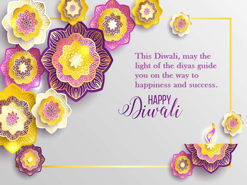 Happy Diwali 2018 Greetings, Photo, Wallpaper