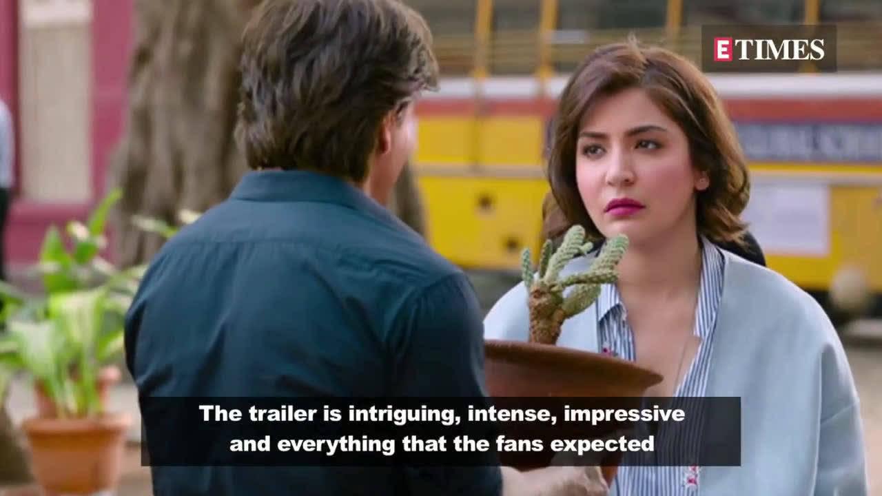 'Zero' trailer: Shah Rukh Khan, Anushka Sharma and Katrina Kaif-starrer promise to be a blockbuster