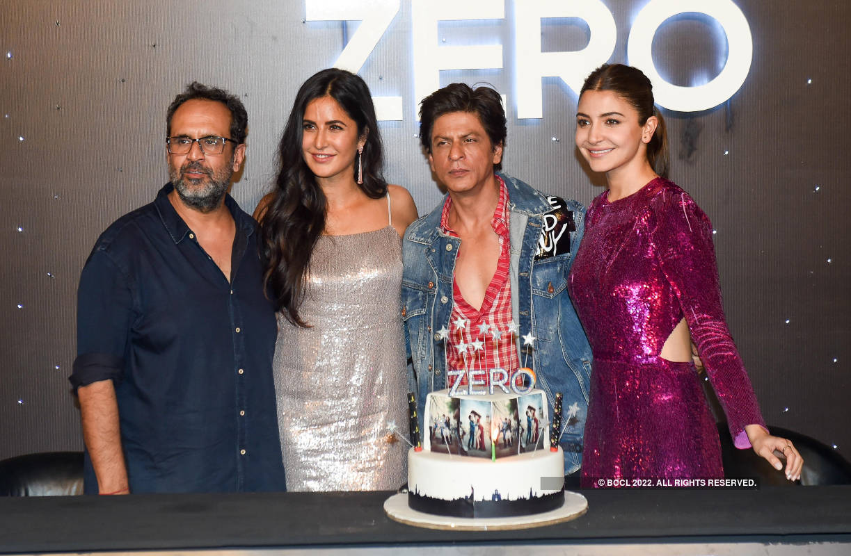 Zero: Trailer launch