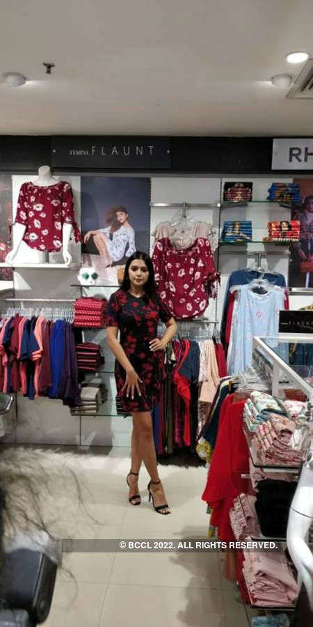 Ruhii's meet and greet in Jaipur for Femina Flaunt