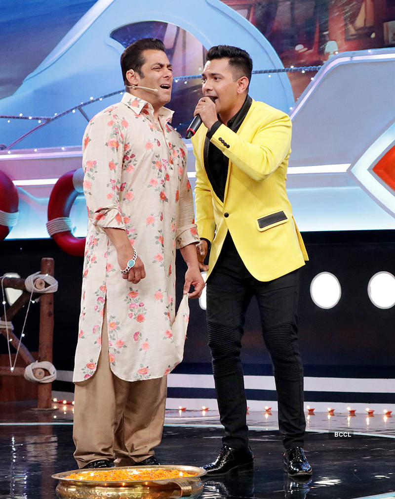 Bigg Boss 12: On the sets