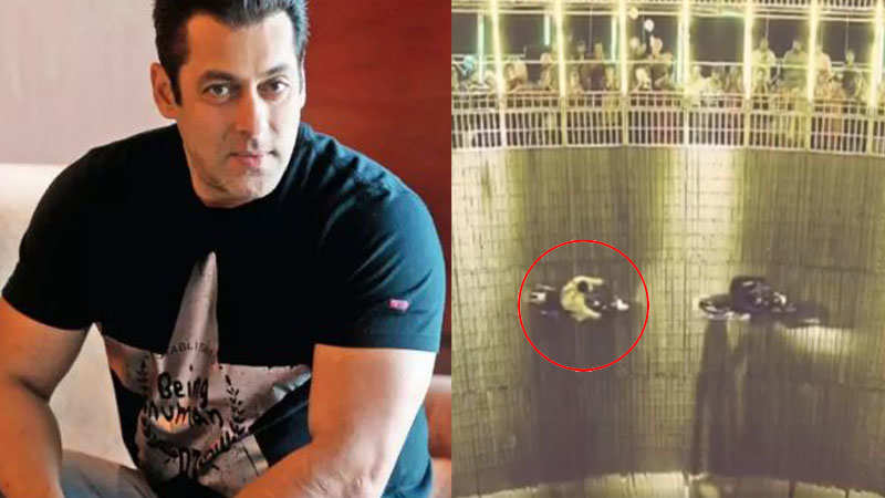 'Bharat': Glimpses of Salman Khan shooting for the most thrilling action-sequence