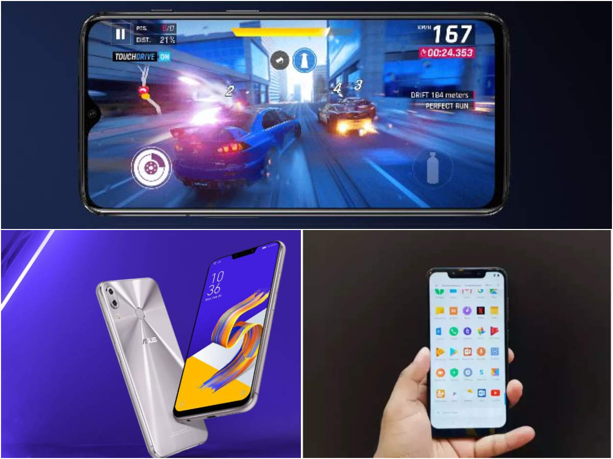 OnePlus 6T vs Xiaomi Pocophone F1 vs Asus Zenfone 5Z: Which one to buy