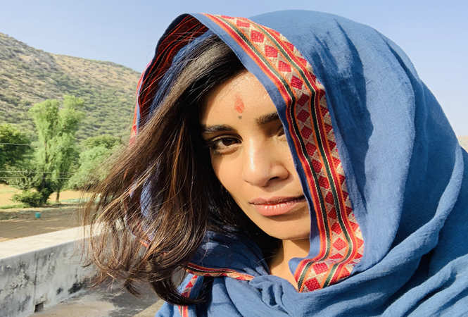 Pallavi Sharda is currently shooting in and around Jaipur for Gurinder Chadha's period drama, Beecham House , and is making the best use of her free time