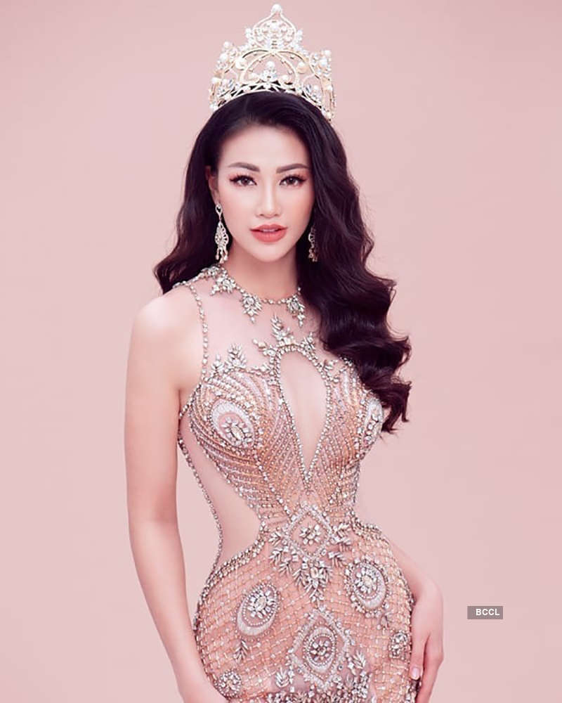 Phuong Khanh Nguyen crowned Miss Earth 2018