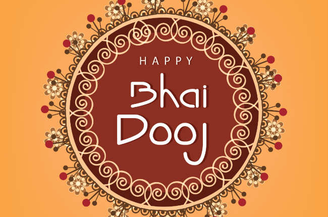 Bhai Dooj 2018 Images, Wishes, WhatsApp Messages, Greetings Happy Diwali 2018