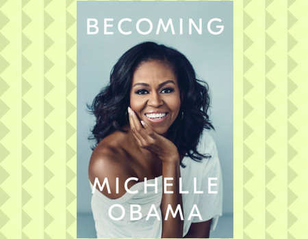 michelle obama memoir cover