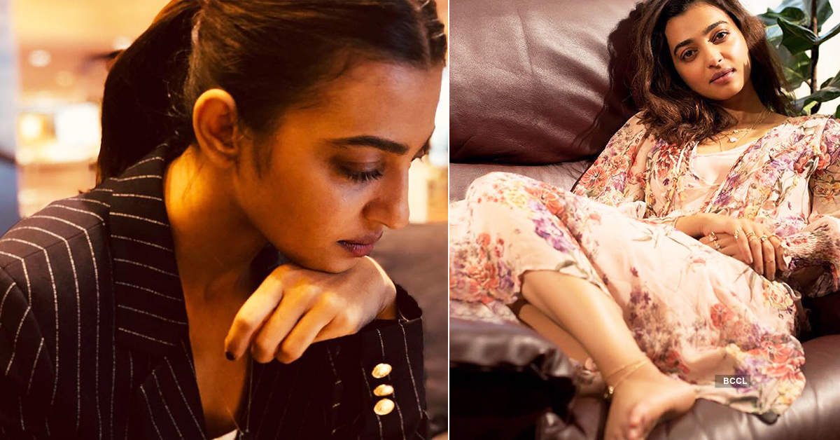 When Radhika was invited at a cheap hotel where people took her pictures in a little blouse