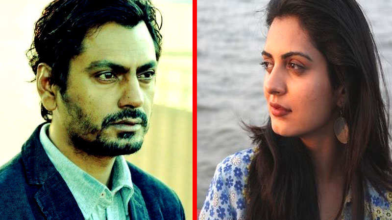 Actress Niharika Singh accuses Nawazuddin Siddiqui of sexual misconduct!