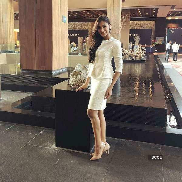 Anukreethy Vas's Journey at Miss World 2018